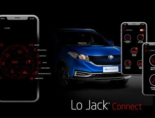 SERES 3: connessione e protezione firmata LoJack®